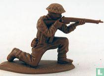 Britse infanterist