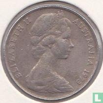 Australië 10 cents 1973
