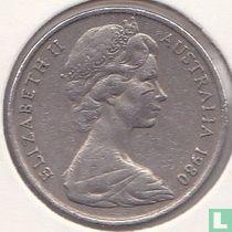 Australië 10 cents 1980