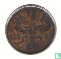 Aachen 12 heller 1794