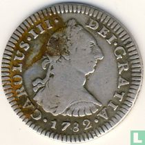 Mexico 1 real 1782