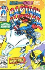 Captain America 403