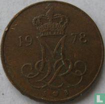 Denemarken 5 øre 1978