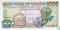 Ghana 1.000 Cedis 1996