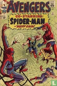 The Mighty Avengers Meet Spider-Man!