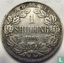 Afrique du Sud 1 shilling 1895