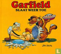 Garfield slaat weer toe