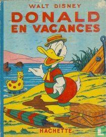 Donald en vacances