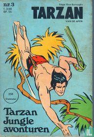Tarzan, Jungle avonturen