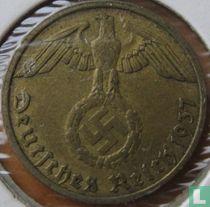 Duitse Rijk 10 reichspfennig 1937 (J)