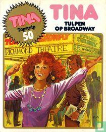 Tulpen op Broadway