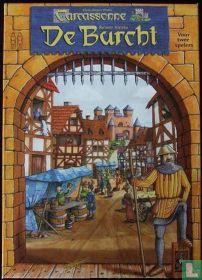 Carcassonne - de burcht