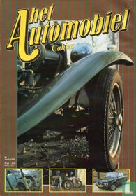 Het Automobiel Cahier 1