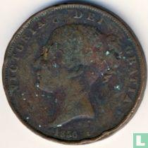 Verenigd Koninkrijk 1 penny 1856