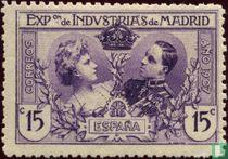 Industriële tentoonstelling Madrid