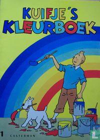 Kuifje's kleurboek 1