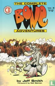 The Complete Bone Adventures 2 - Issues 7-12