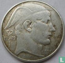 België 20 francs 1949 (NLD - muntslag)