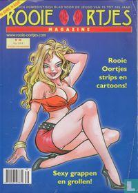Rooie oortjes magazine 40