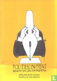 Politiek in Prent negentien zes en negentig