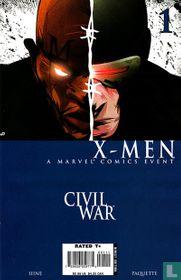 Civil War: X-Men 1