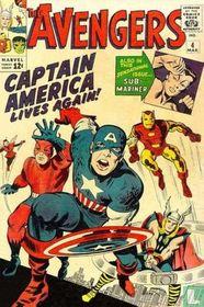 Captain America Joins...The Avengers!