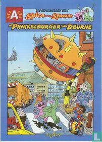 De prikkelburger van Deurne