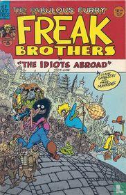 Freak Brothers 8