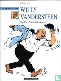 Willy Vandersteen - Van Kitty Inno tot De Geuzen - Bibliografie