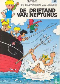De drietand van Neptunus