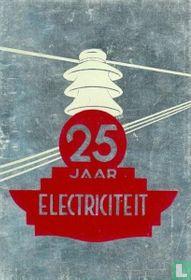 25 jaar electriciteit