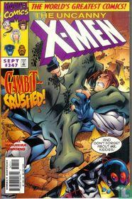 The Uncanny X-Men 347