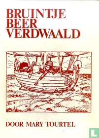 Bruintje Beer verdwaald
