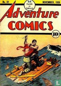 Adventure Comics 32