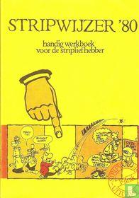 Stripwijzer '80 - Handig werkboek voor de stripliefhebber