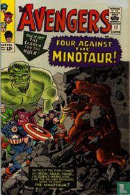 Four Against the Minotaur!
