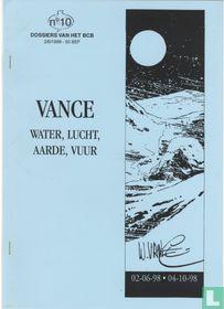 Vance - Water, lucht, aarde, vuur