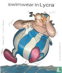 Swimwear in lycra - Obelix
