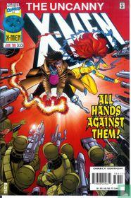 The Uncanny X-Men 333