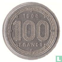 Equatoriaal-Afrikaanse Staten 100 francs 1966