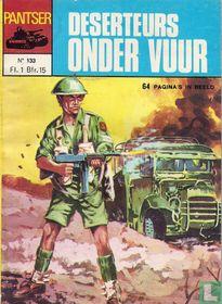 Deserteurs onder vuur
