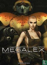 Megalex: Book One
