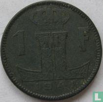 België 1 franc 1941
