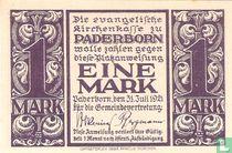 Paderborn 1 Mark
