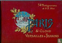Paris St. Cloud Versailles & Trianons