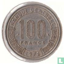 Cameroon 100 francs 1972 (REPUBLIQUE FEDERALE DU CAMEROUN)