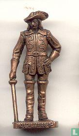 Musketier (koper)