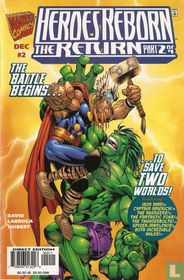 Heroes Reborn: The Return 2