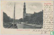 Prinsengracht en Westertoren