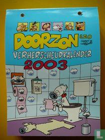 Doorzon & zo Verherscheurkalender 2003